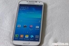 Как сделать скриншот экрана на телефоне или планшете Samsung Galaxy
