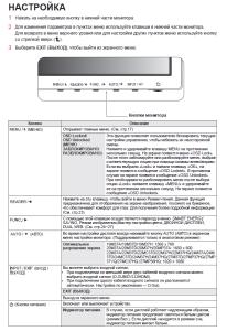 Руководство Пользователя LED-монитора LG — ЖК-монитор со светодиодной подсветкой 22M37A и 22M37D и 22M37H и 22M37HQ