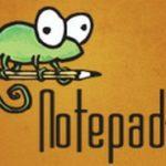 установить плагин в Notepad