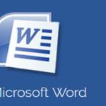 Microsoft Word работа с программой