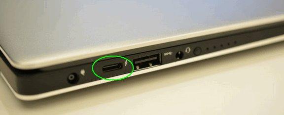 USB порт на планшете