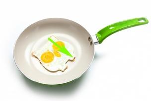 яичница из полтора яйца