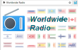 Слушаем радио в браузерах - расширение Worldwide Radio
